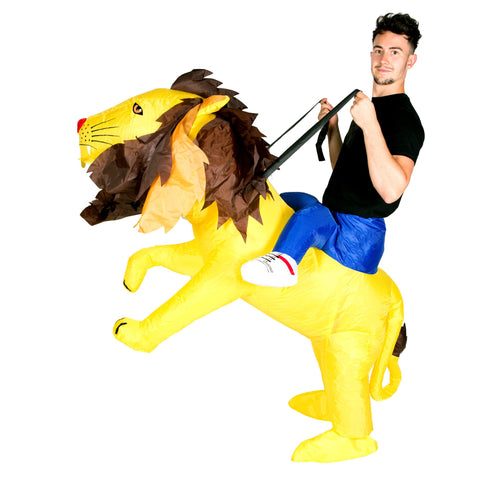 Bodysocks - Inflatable Lion Costume