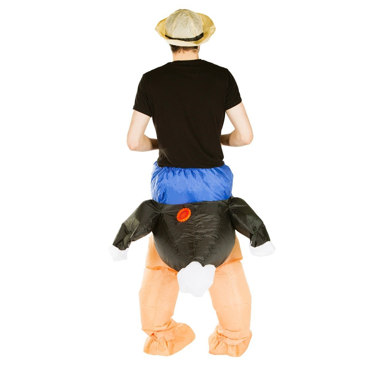 Bodysocks - Inflatable Ostrich Costume
