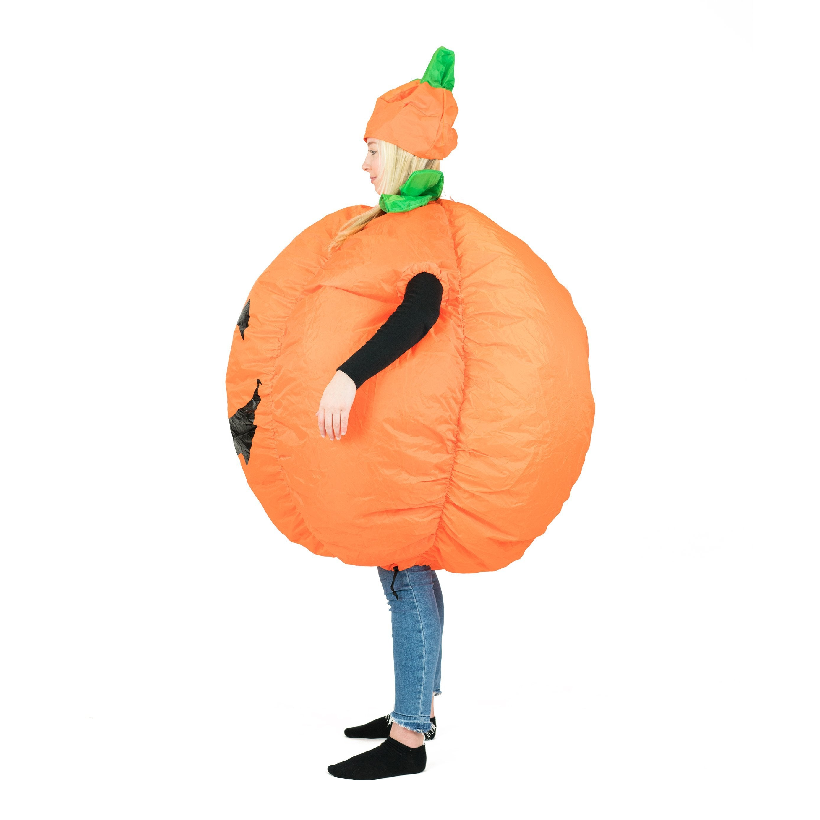 Bodysocks - Inflatable Pumpkin Costume