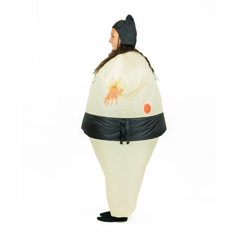 Inflatable Sumo Wrestler Costume