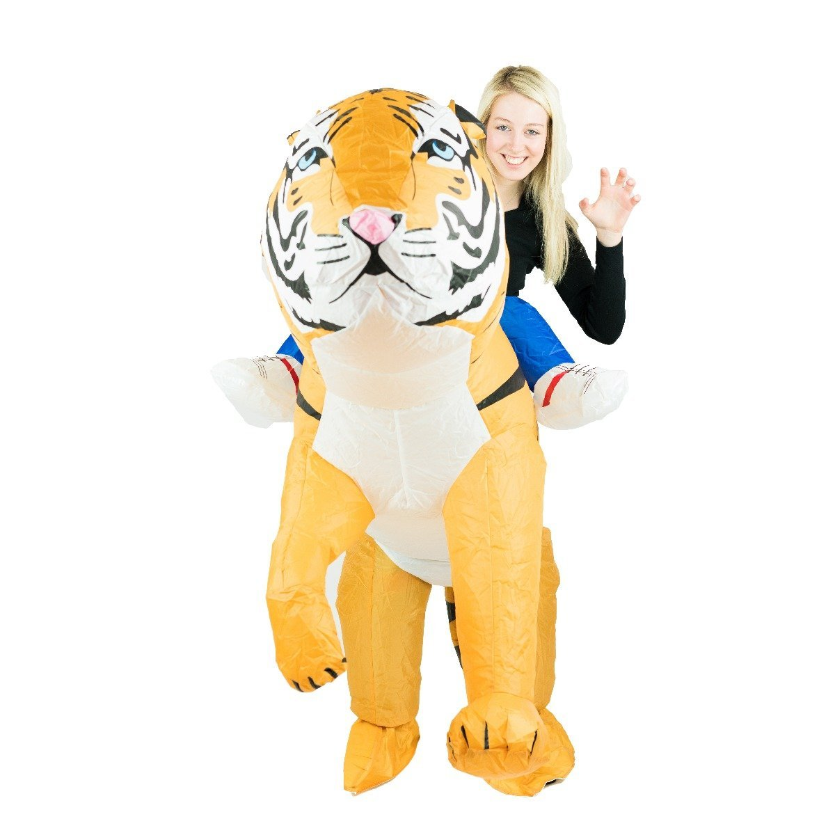 Bodysocks - Inflatable Tiger Costume