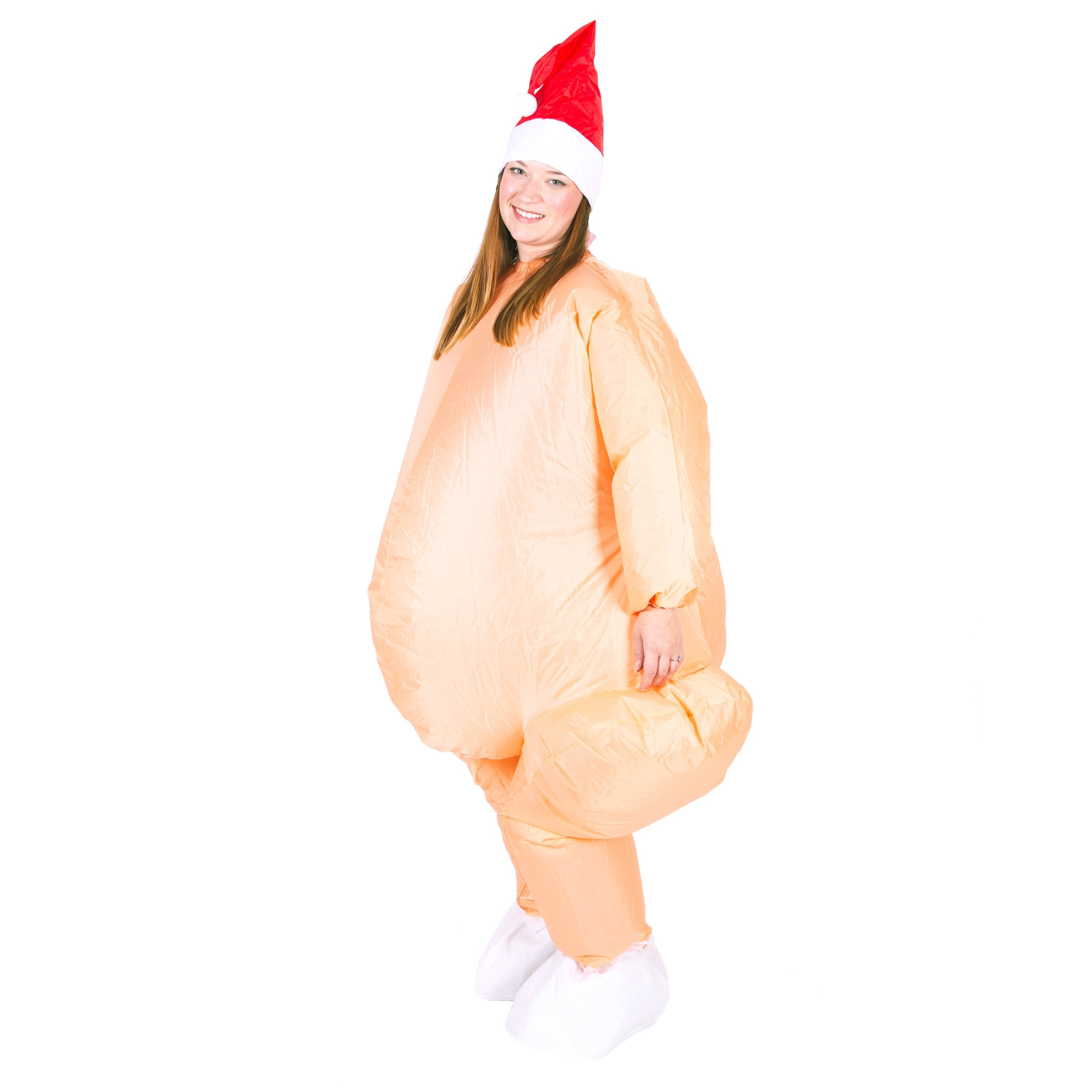 Bodysocks - Inflatable Turkey Costume