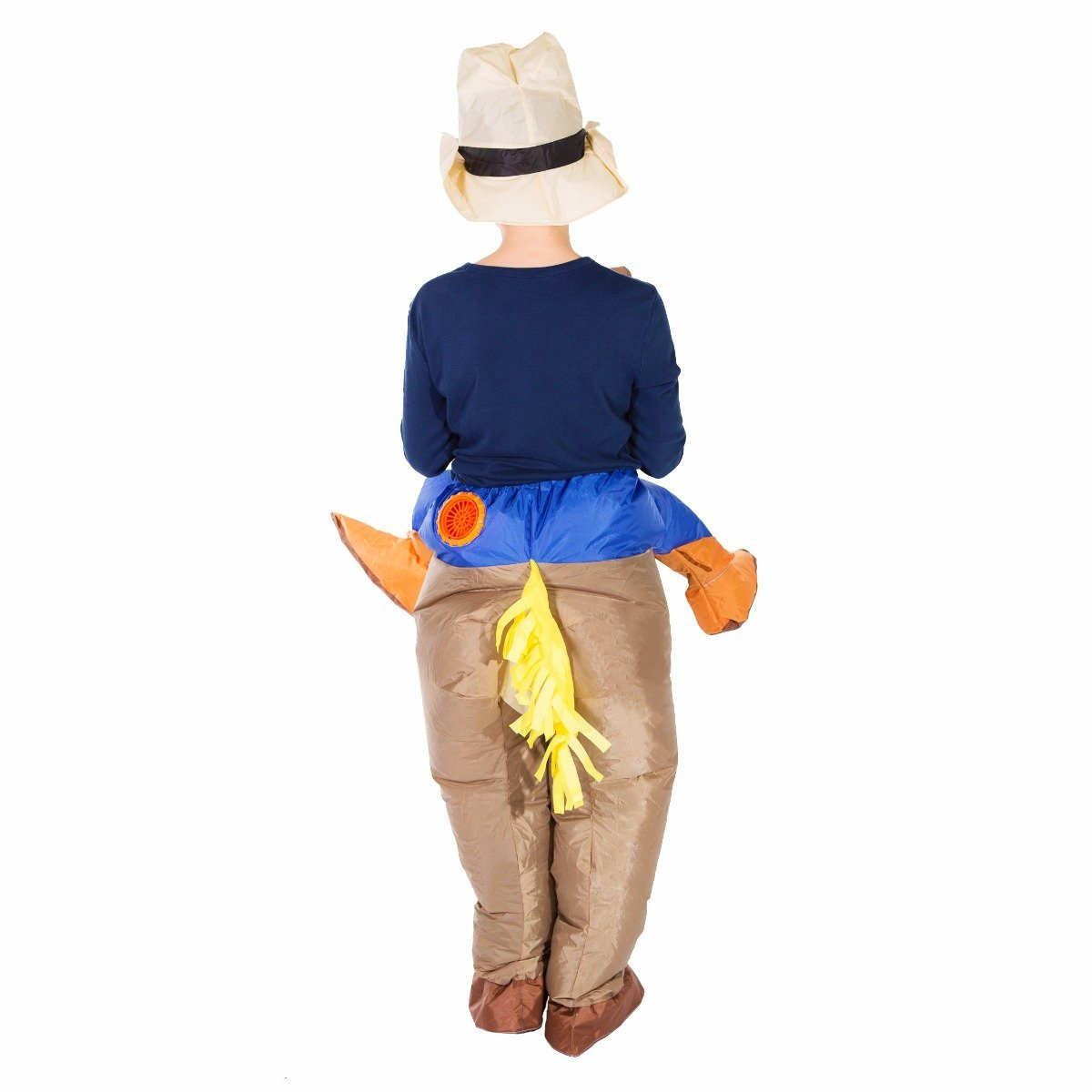 Bodysocks - Kids Inflatable Cowboy Costume