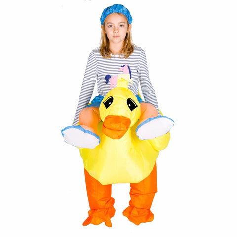 Kids Inflatable Duck Costume