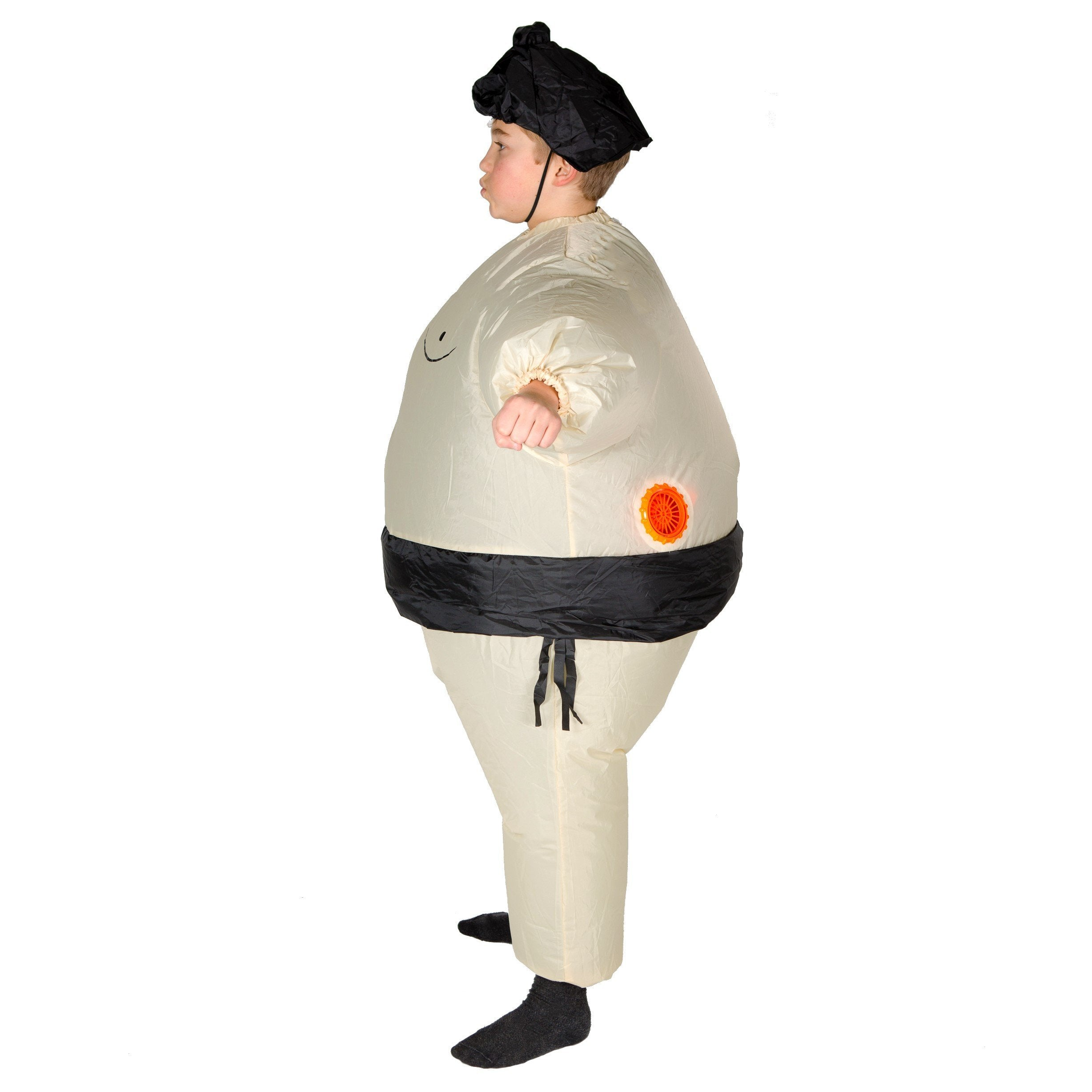 Bodysocks - Kids Inflatable Sumo Wrestler Costume