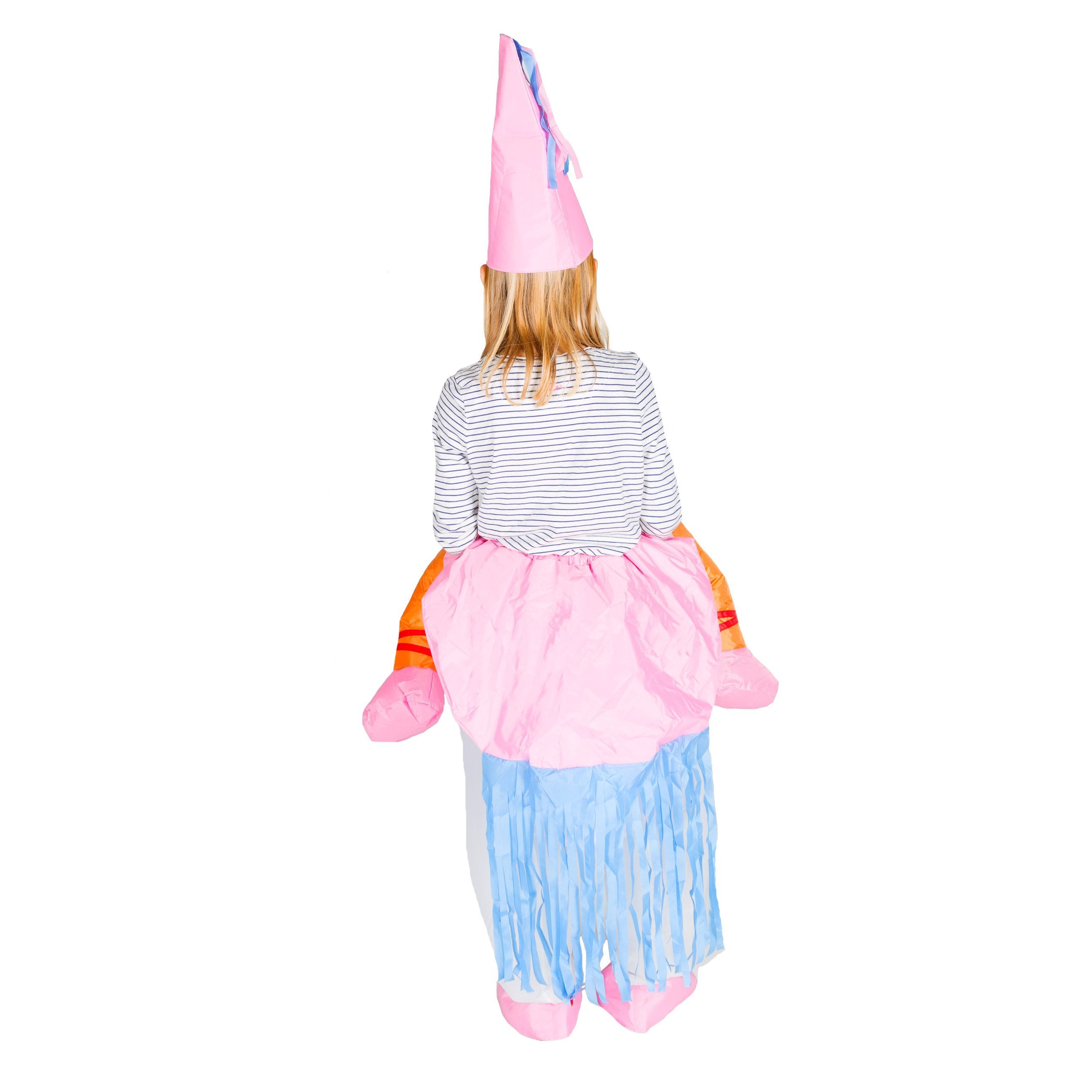 Bodysocks - Kids Inflatable Unicorn Costume