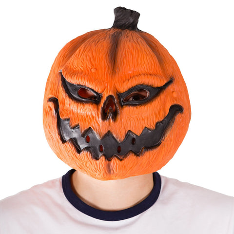 Bodysocks - Latex Pumpkin Mask