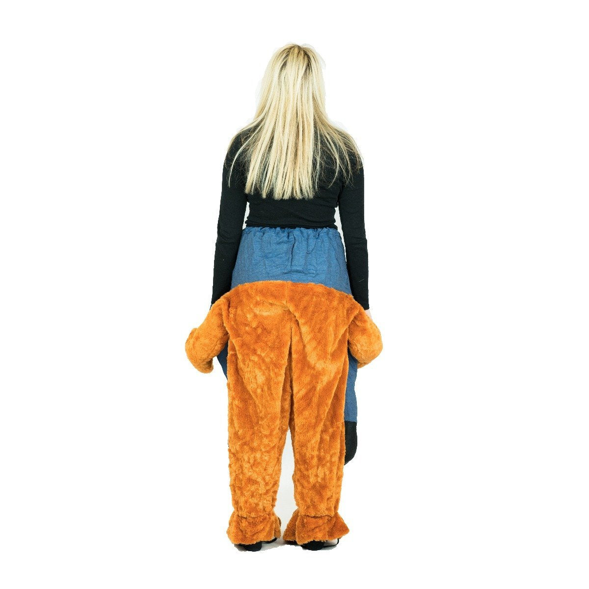 Bodysocks - Piggyback Bear Costume