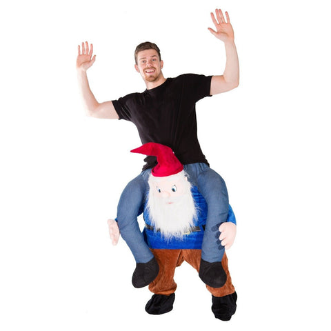 Bodysocks - Piggyback Gnome Costume