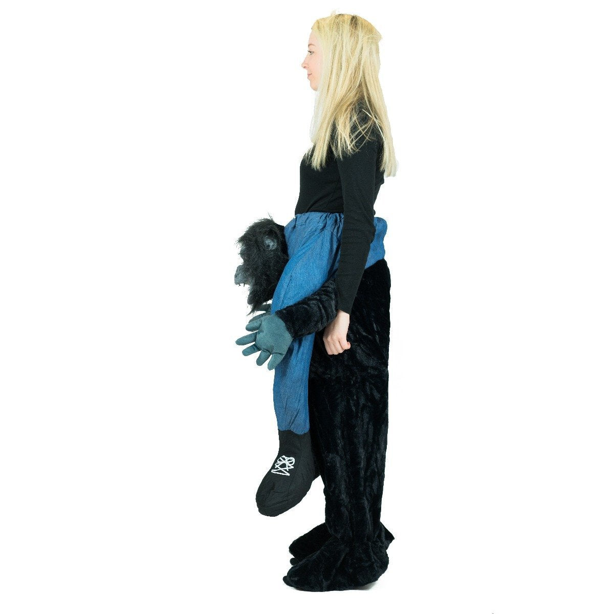 Bodysocks - Piggyback Gorilla Costume