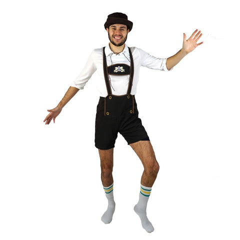 Bodysocks - Men's Bavarian Costume