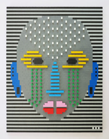 Faatimah Mohamed-Luke, World Art, lego art, Cape Town, Wanderland Collective