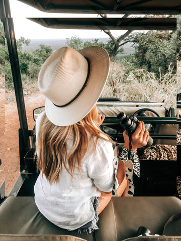 Jemma Park Styled by Wild Wanderland Collective Safari South Africa bush luxury fashion style