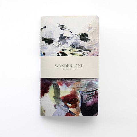 Ana Pather Notebook Wanderland
