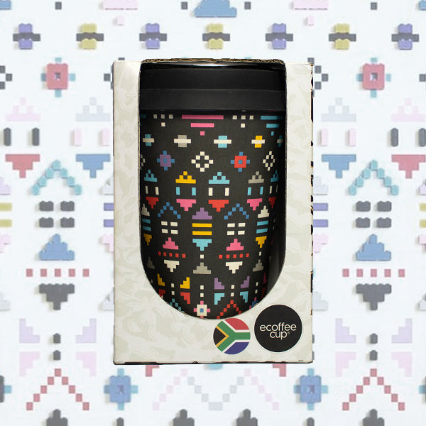 "Faatimah Mohamed Luke ""Mother Tongue"" Reusable Coffee Cup"