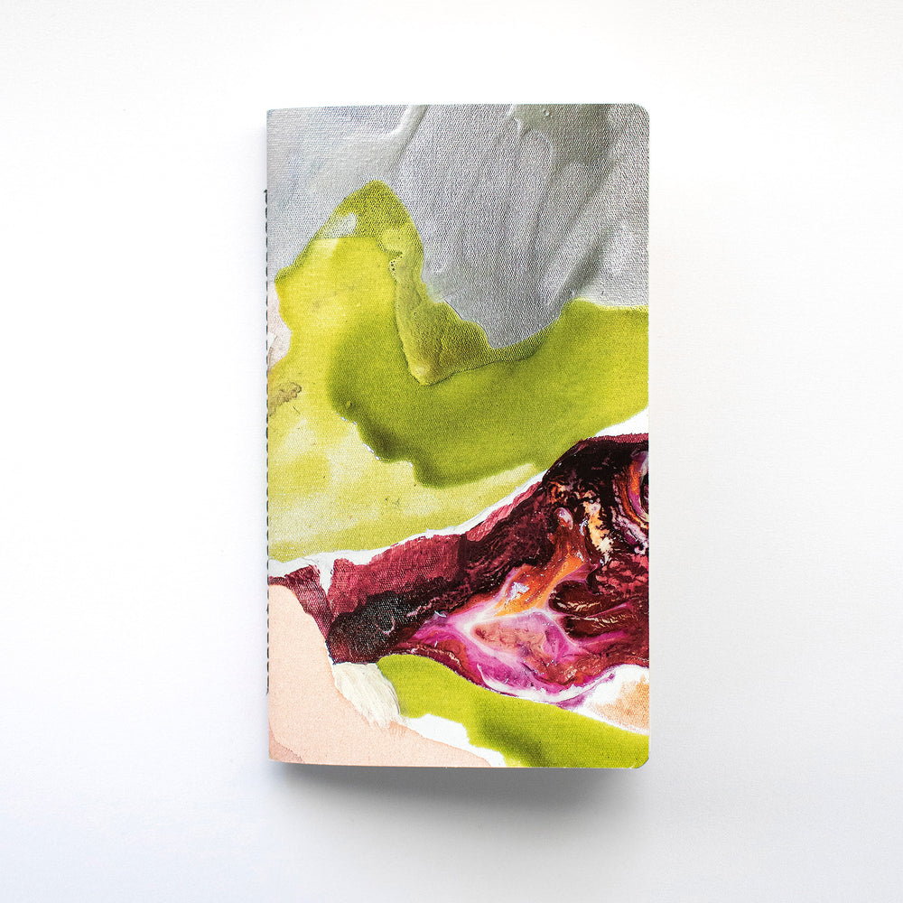 Set of 2 Anastasia Pather Notebooks