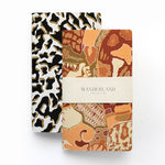 Set of 2 Zhi Zulu African Notebooks