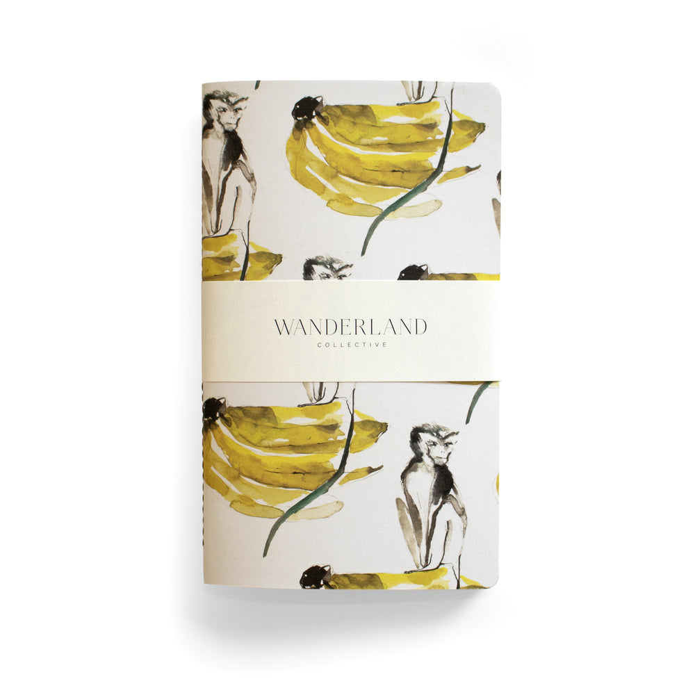 Victoria Verbaan Monkey Notebook