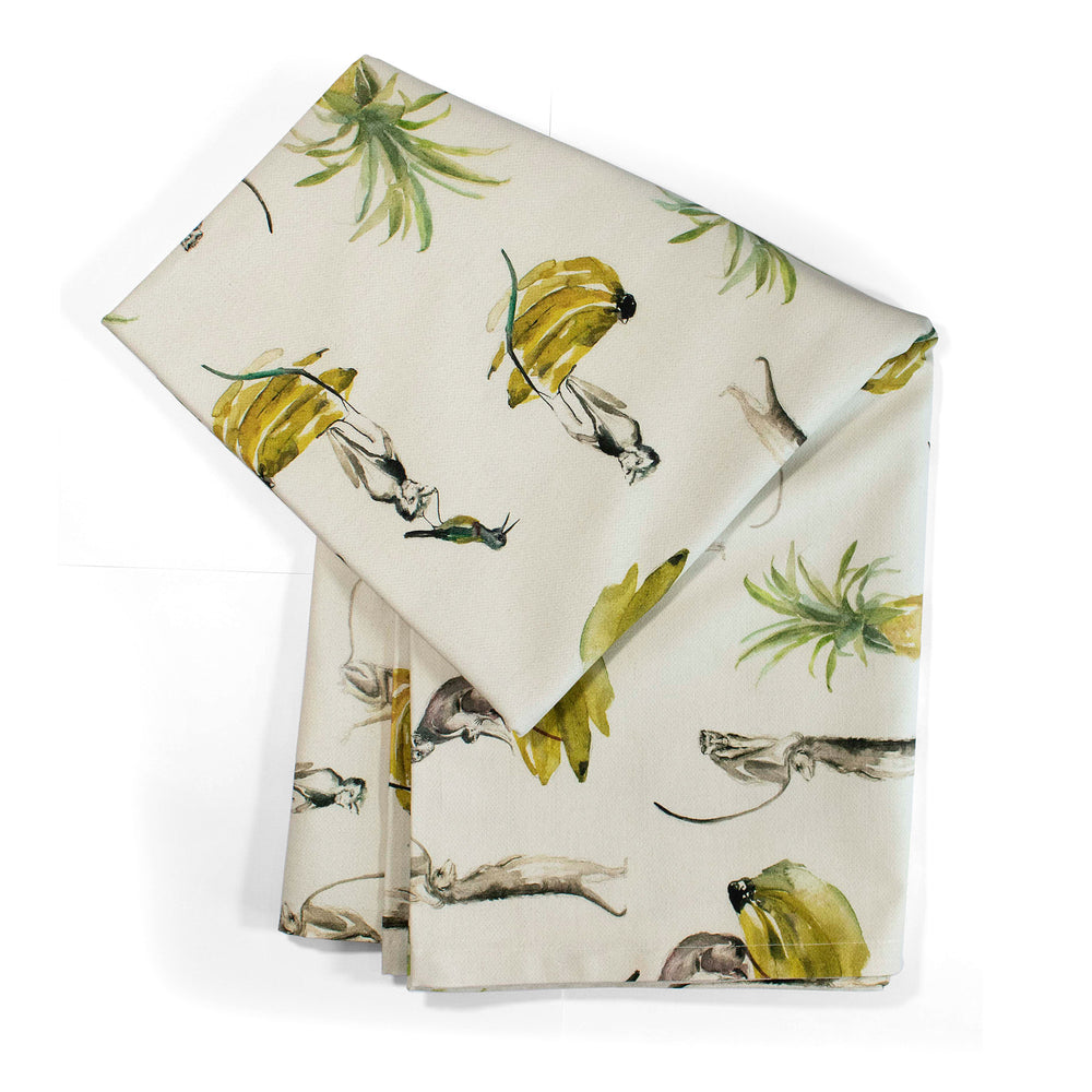 Victoria Verbaan Monkey Tablecloth