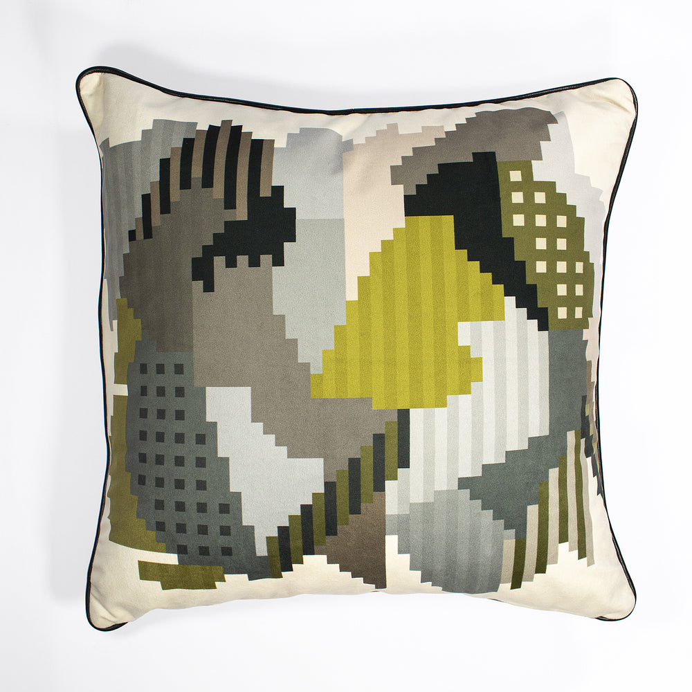Wanderland scatter cushion mrs mr luke africa luxury velvet online