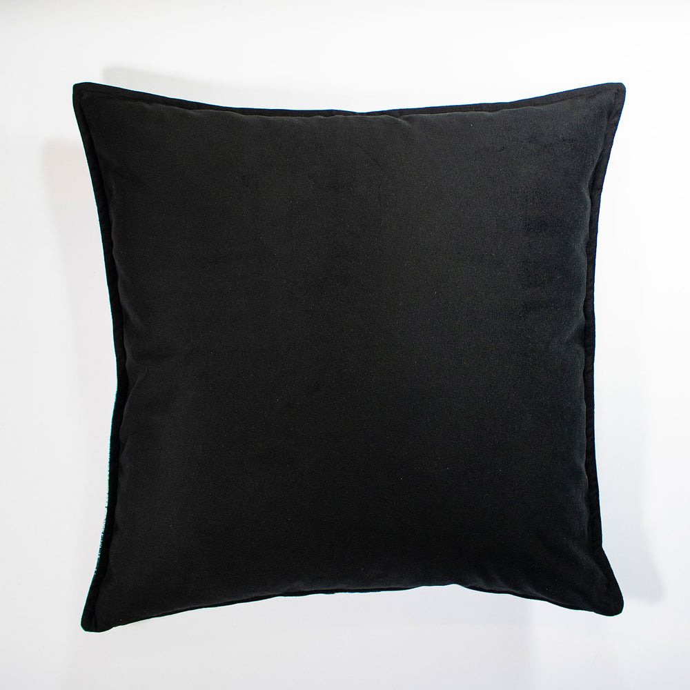 Aureum Zebra Velvet Scatter Cushion