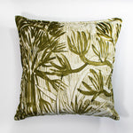 Aureum Highveld Gold Velvet Scatter Cushion