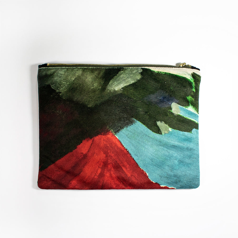 Lucy Jane Turpin Multi-Colour Clutch