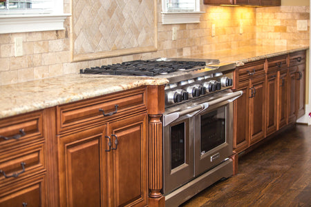 A Tale of Wood: Which Solid Wood Kitchen Cabinet Design Should You Choose?