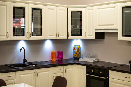 Perfect Aesthetics - Kitchen Cabinet Color Combos That Work
