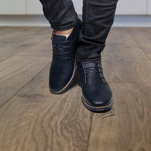 Chaussure Cuir  Pour Hommes