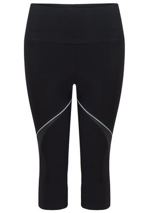 ATHENA capri tights black