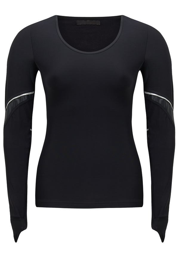 TARABAI performance top black