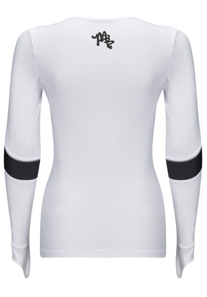 TARABAI performance top white