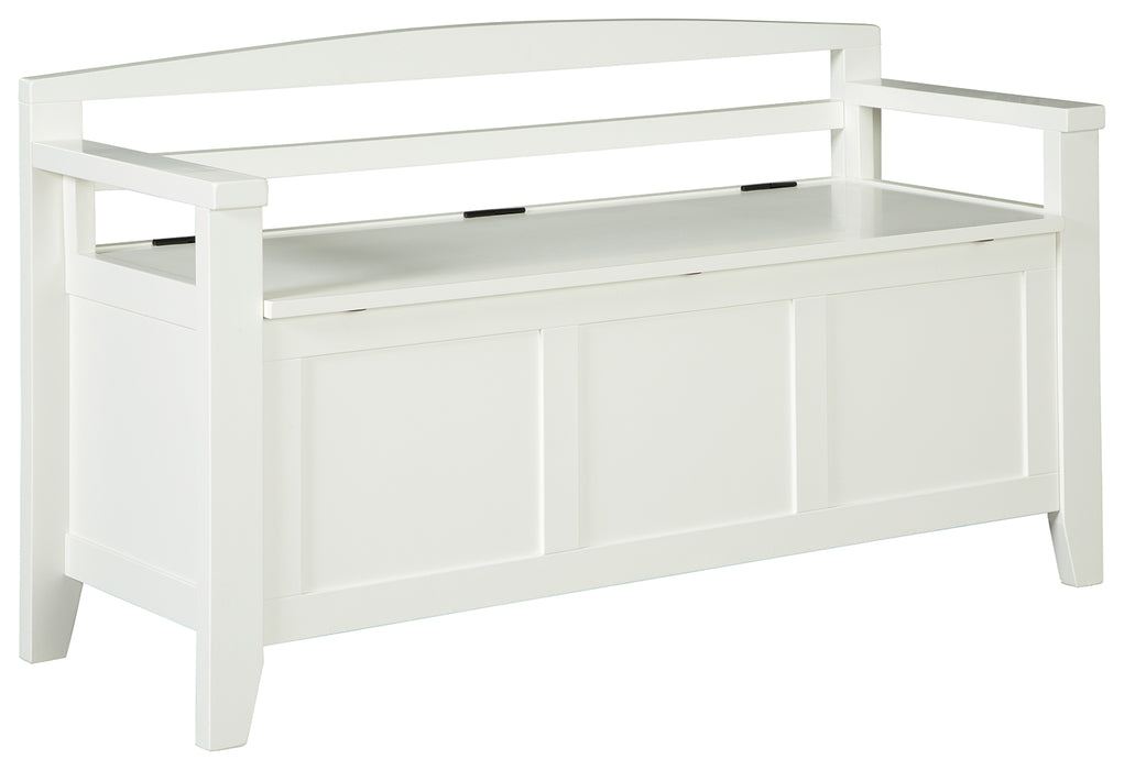 Charvanna Storage Bench