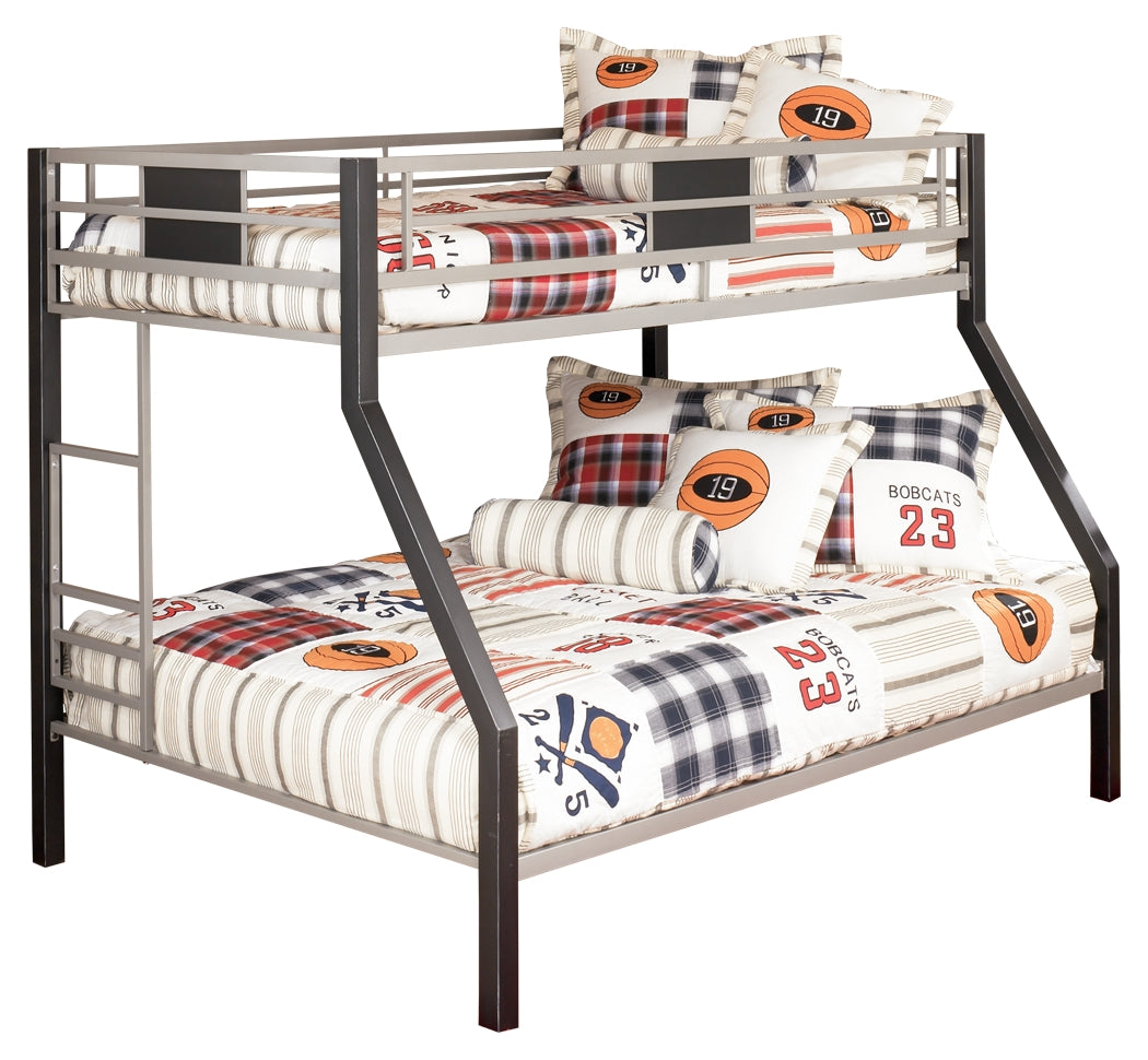 Dinsmore Twin over Full Bunk Bed