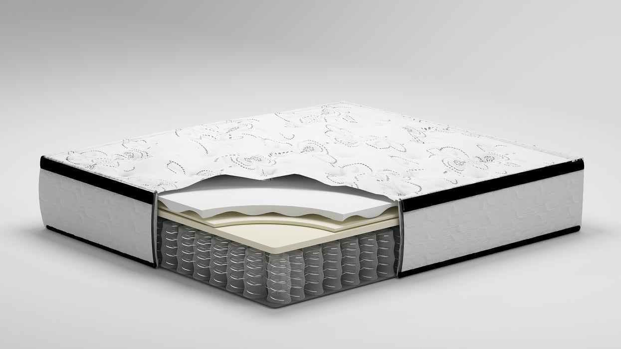 Chime 12 Inch Hybrid Twin Mattress in a Box