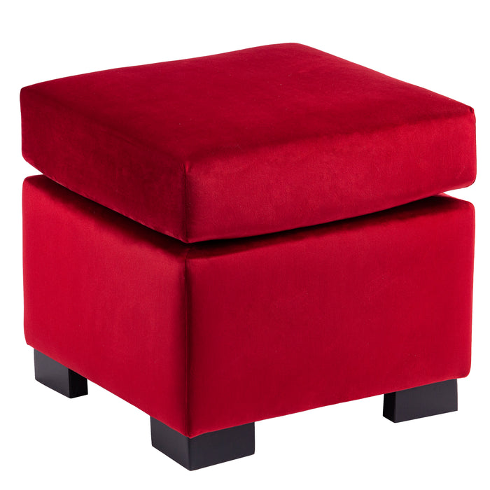Daxmond Square Upholstered Ottoman