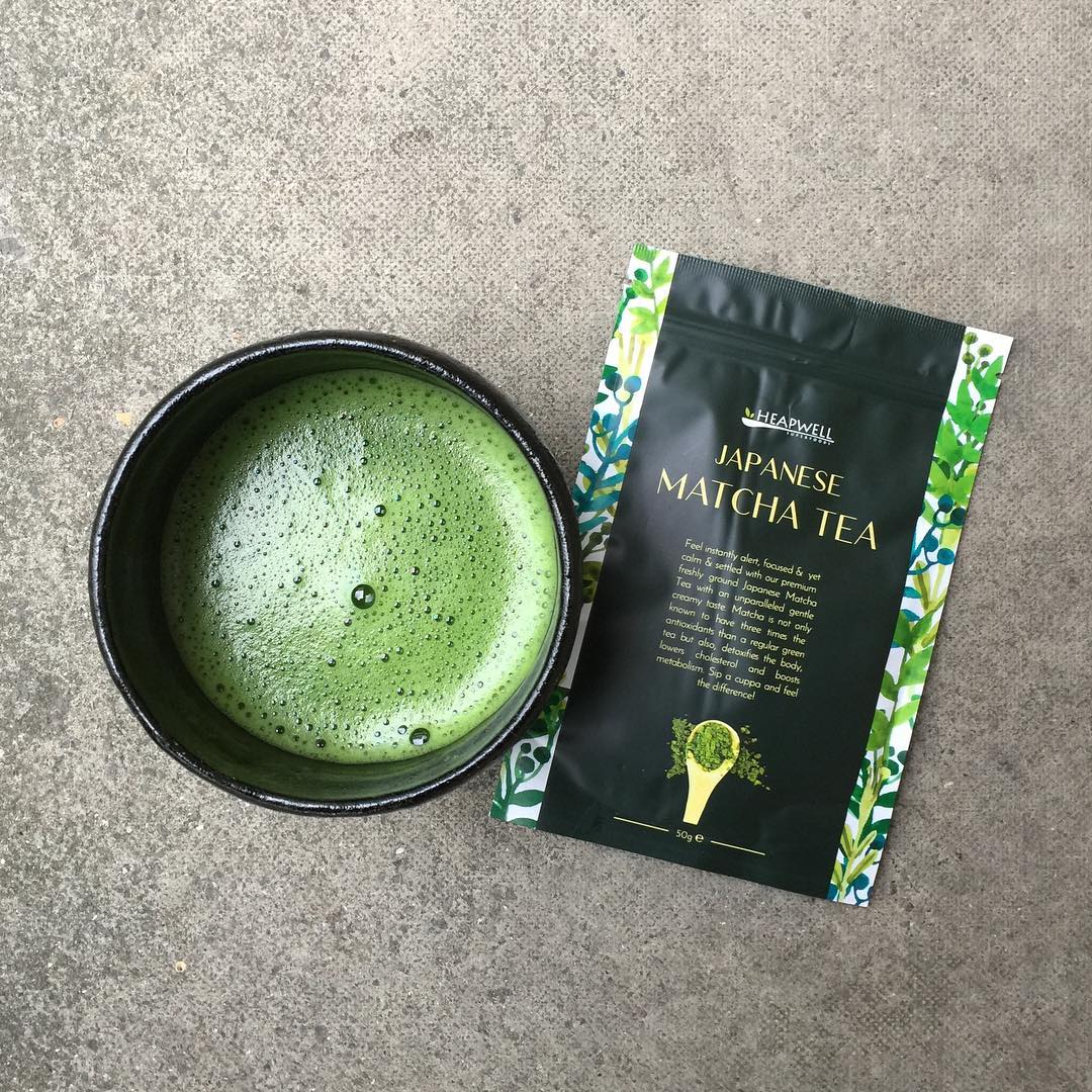 ceremonial matcha tea powder for vegan dairy gluten free
