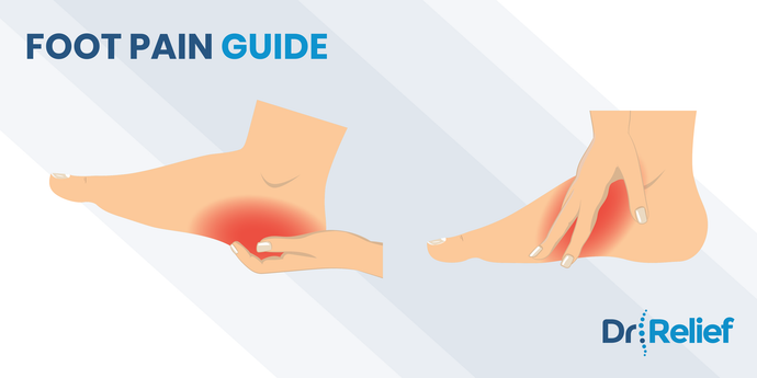 The Ultimate Guide to Foot Pain and Its Causes