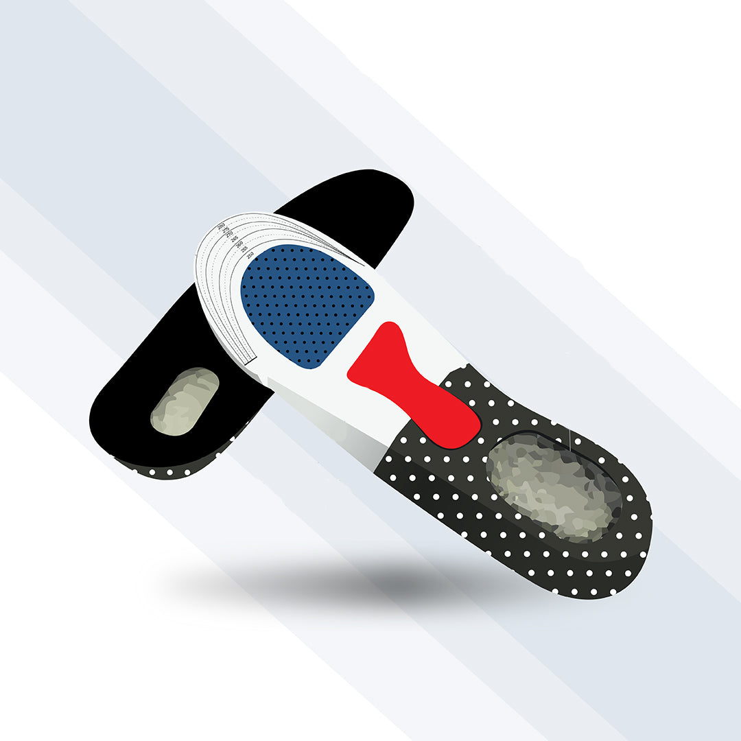 ReliefSole Orthopedic Insoles