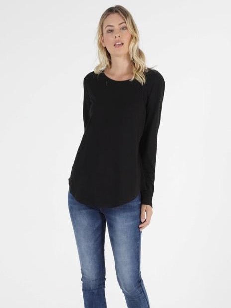 Megan Long Sleeve Top