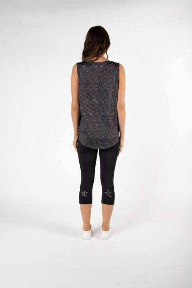 Sprint Crop Legging