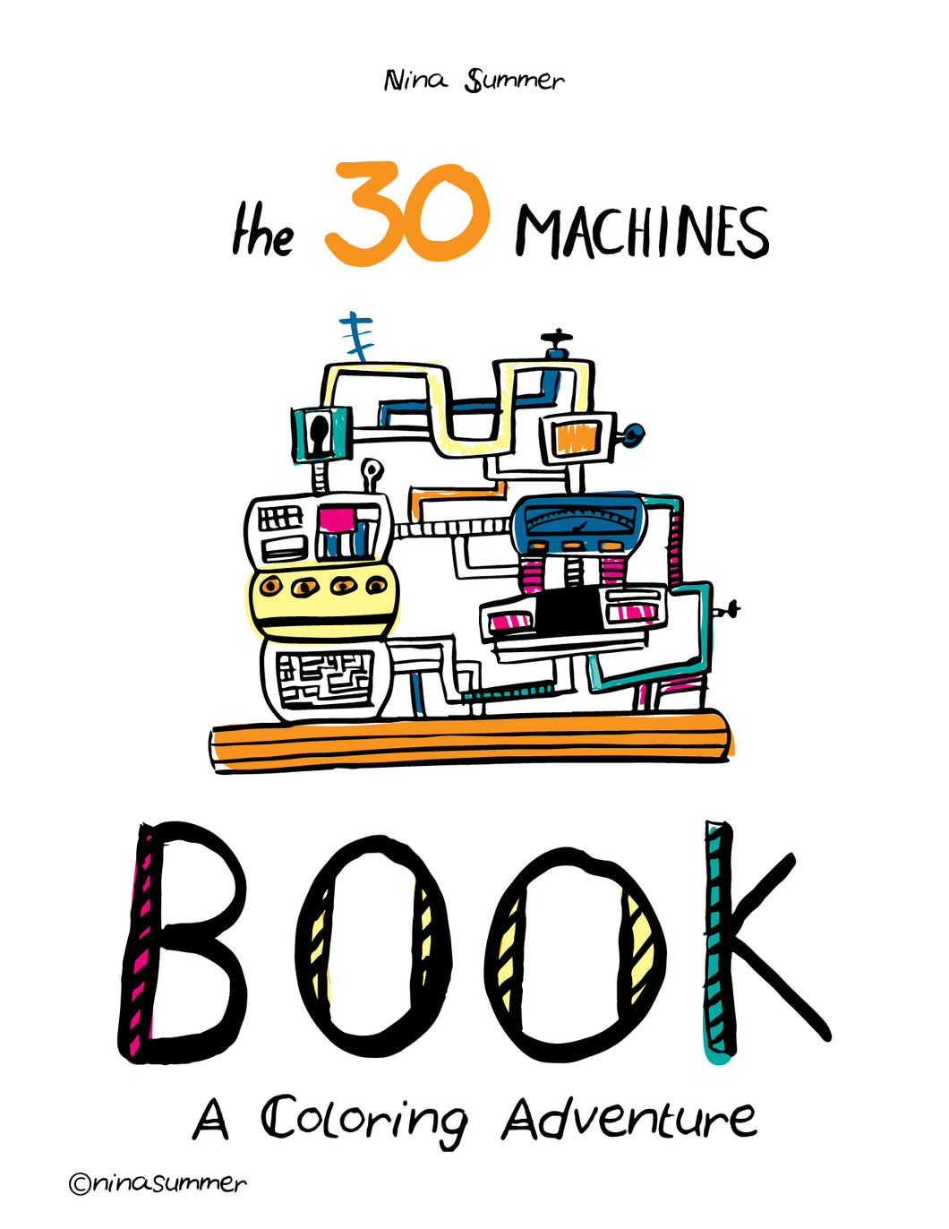 The 30 Machines Book -Free Digital Download