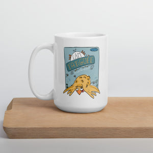 I am Fatigué Mug