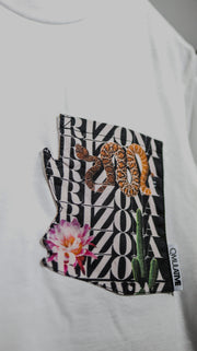 'WELCOME TO ARIZONA' AZ POCKET TEE!