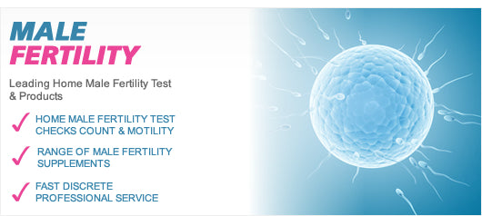 male fertility test kit UK
