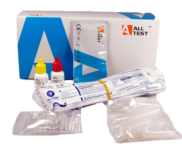 group b strep GBS test kits