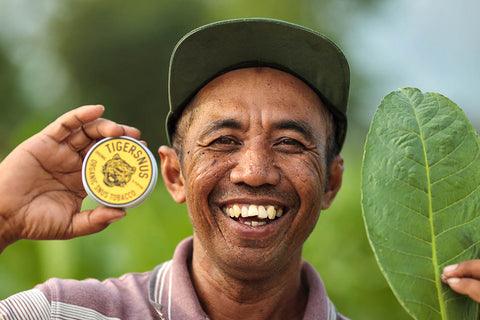 locally produced tobacco happy farmer