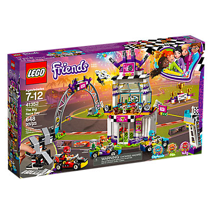 Lego The Great Day of Race