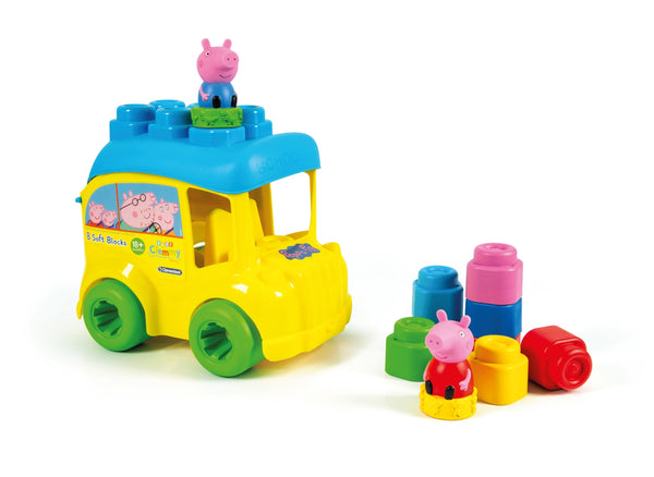 Clementoni little pig Peppa Clemmy Bus